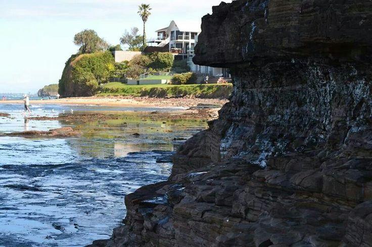 Coledale cliff