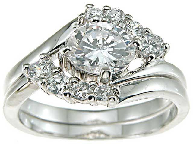 big diamond wedding ring