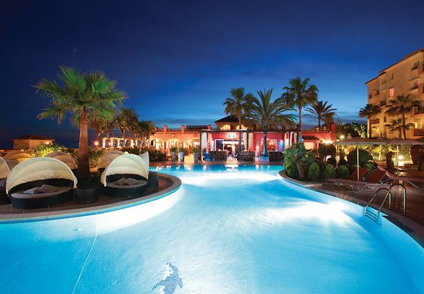 Marriott's Marbella Beach Resort - Marbella, Spain
