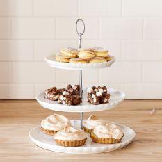 Yuppiechef Ophelia 3-Tier cake stand -Yuppiechef registry