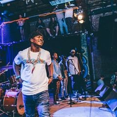 Smino Brown sizzles at Lollapalooza after show at Reggie's in Chicago