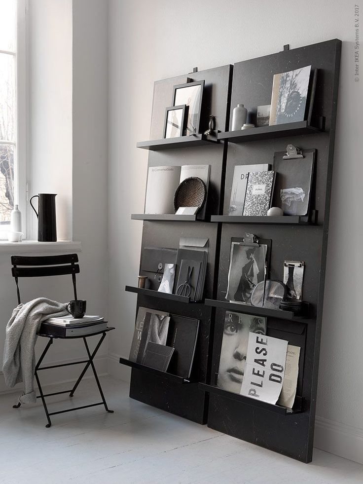 DIY magasinhylla | IKEA Sverige - Livet Hemma | Bloglovin'