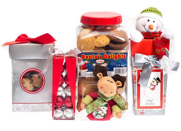 Food Lover's Market is truly a connoisseur's paradise, from fresh fruit and deli meats to artisan bread and quality sushi, this is your one stop food shop.  Christmas cookies and treats. Food Lover's Market - 014 537 2727.
