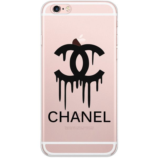 Chanel iPhone case chanel logo phone case funny phone case coco chanel... ($17) ❤ liked on Polyvore featuring accessories, tech accessories, chanel, iphone sleeve case, logo iphone case, clear iphone cases and rose gold iphone case