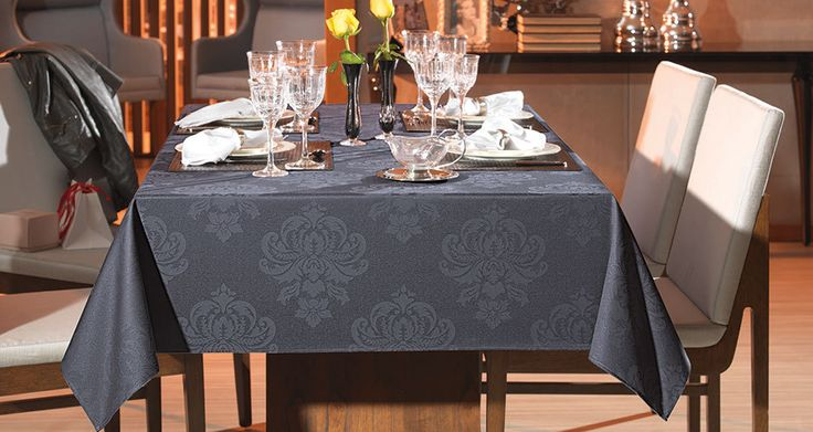 Toalha de Mesa Carolla #table #decor