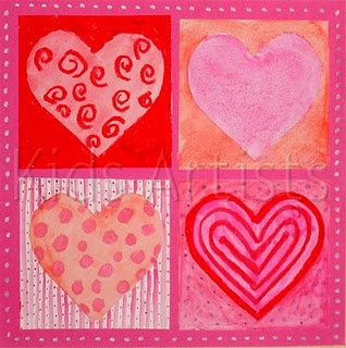 Valentine's Day (with Jim Dine)