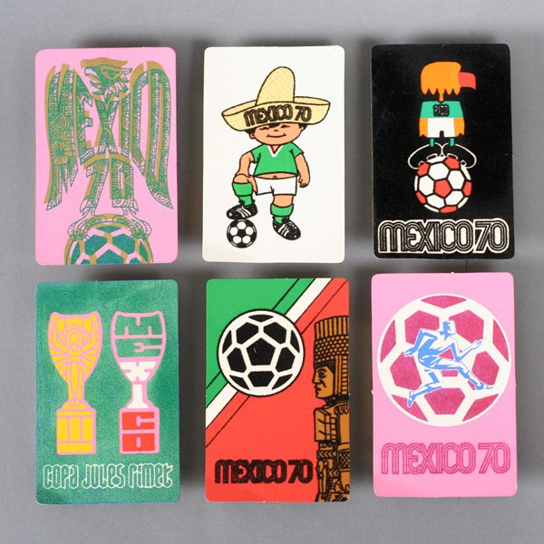 México 1970 Soccer World Cup by Javier Garcia Design