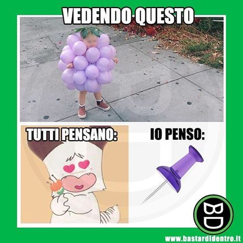 Come con il #pluriball! #bastardidentro www.bastardidentro.it