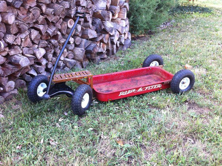 kids low rider wagon