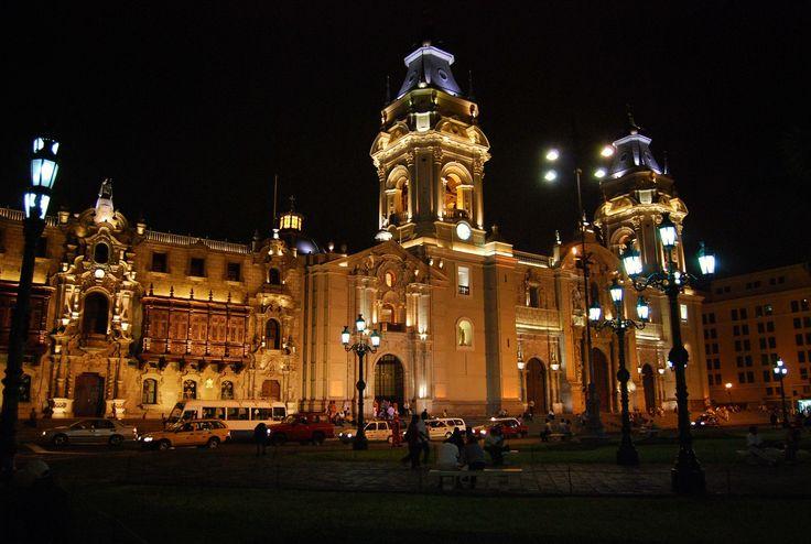 Lima, Peru  Basilica Catedral De Lima