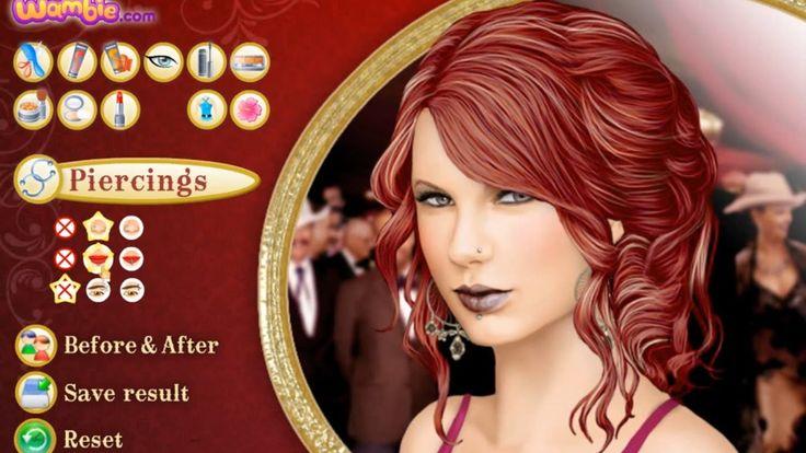 nice Лучшие бесплатные игры для девочек: прически и макияж —  Воспитание вкуса