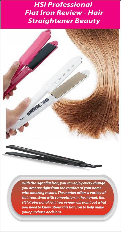 Farouk turbo inch ceramic flat iron p 46 - Hsi Professional Flat Iron Review Hair Straightener Beauty