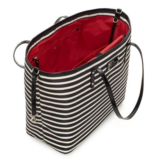 Kate Spade Nylon Stripe Harmony Baby Bag - super cute, a but out of my price range.