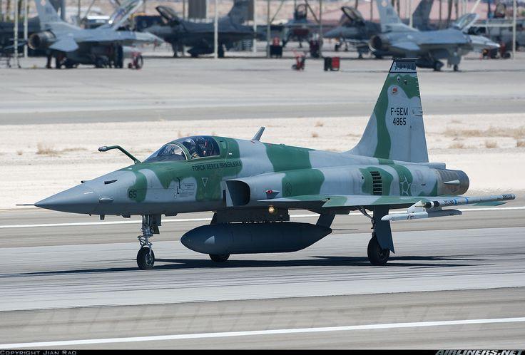 Brazilian Air Force Northrop F-5EM Tiger II