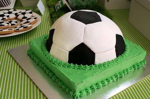 Fútbol: una fiesta muy especial para niños deportistas