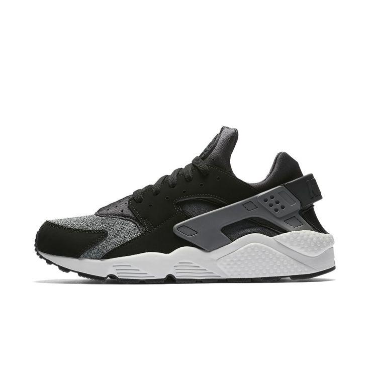 Nike Air Huarache Men's Shoe Size 11.5 (Black)
