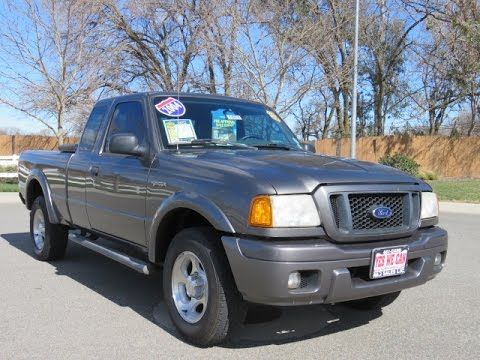 2004 Ford Ranger Used Cars R&R Sales Chico Ca