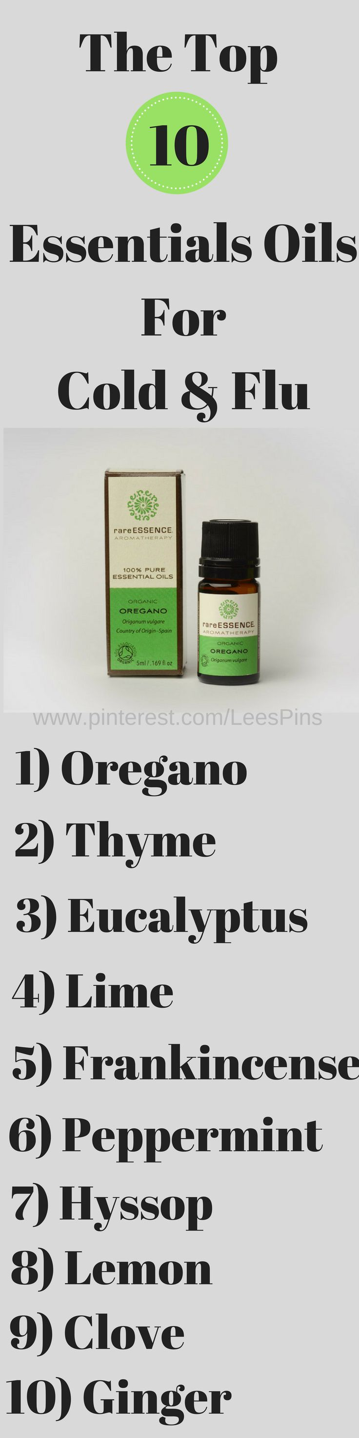 I have some of these but didn't realize that others were so effective like Oregano...the top one! It kills germs and viruses and Frankincense kills cold, flu, and swine flu! amazing! I'll be diffusing these all winter long!  #affiliate