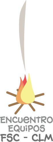 Imagen gráfica Encuentro de Equipos de la Federación de Scouts de Castilla la Mancha