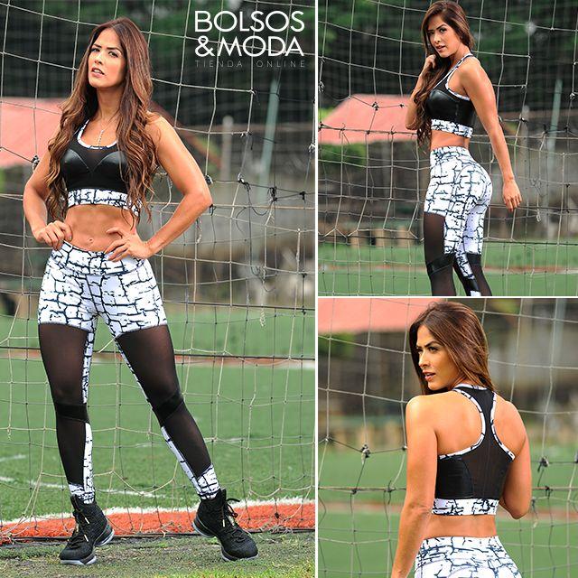 Sets Deportivos 😍 Estilo Fitness Para Ti Ropa Deportiva Mujer 3d3409e5f63e