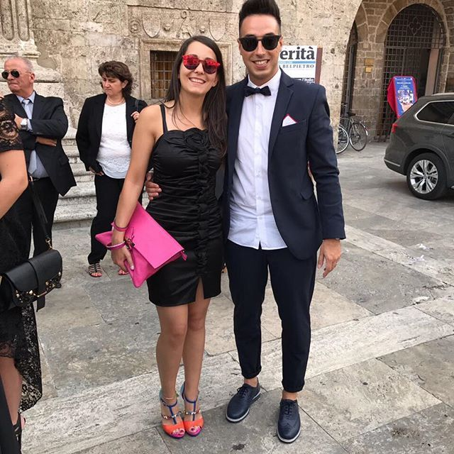 'Mano nella mano, verso i nostri cuori ♥️ #me #girl #boyfriend #love #couple #wedding #ascolipiceno #igersmarche #piazzadelpopolo #picoftheday #photooftheday #l#sweetness #always #dress #sunglasses #smile #style' by @annarita1994.  #bridesmaid #невеста #parties #catering #venues #entertainment #eventstyling #bridalmakeup #couture #bridalhair #bridalstyle #weddinghair #プレ花嫁 #bridalgown #brides #engagement #theknot #ido #ceremony #congrats #instawed #married #unforgettable #romance…
