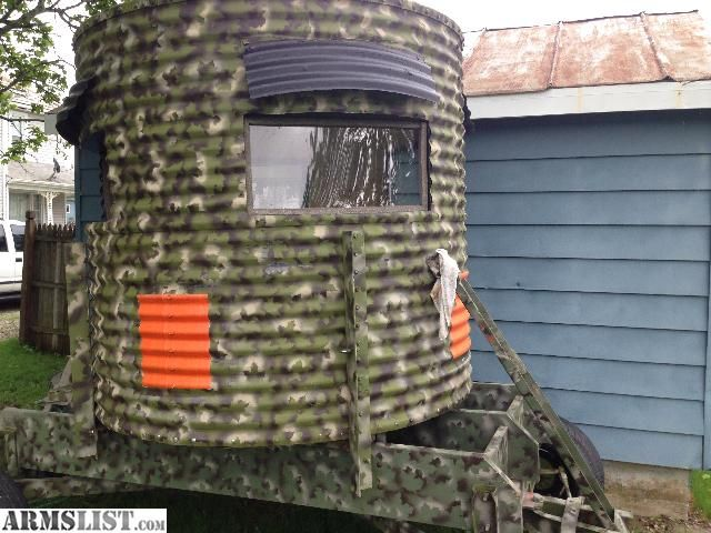 ARMSLIST - For Sale: Family hunting blind