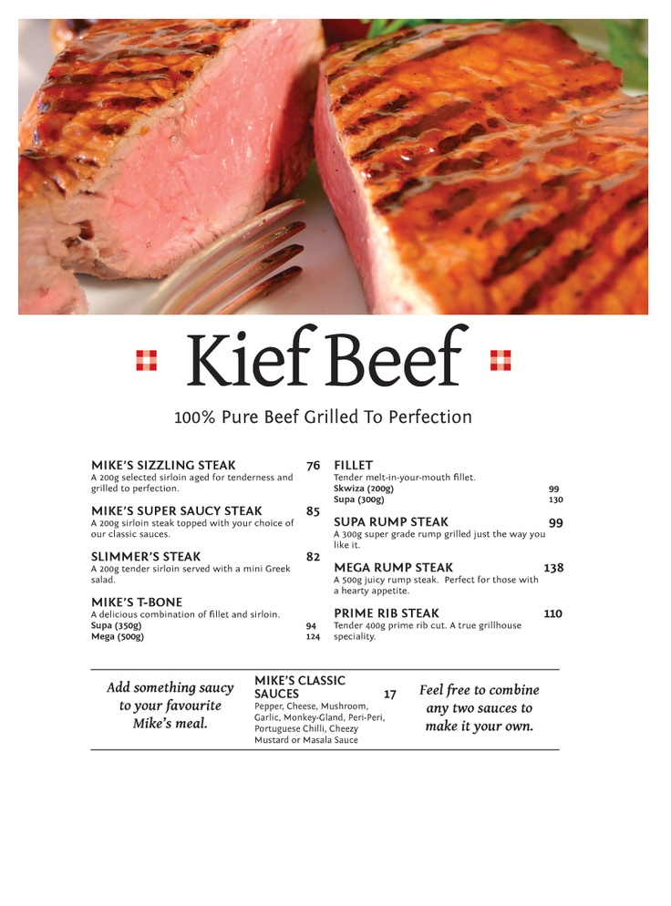 Kief Beef Halaal - 100% Pure Beef Grilled to Perfection