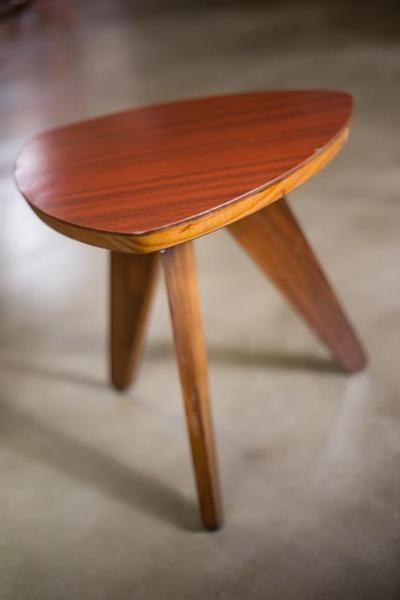 Three Legged Side Table