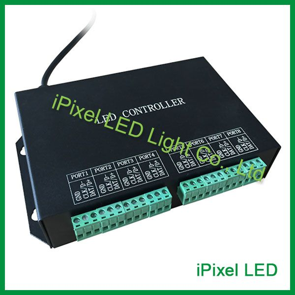 H801RC LED Online/Offline Slave Controller for pixel lights