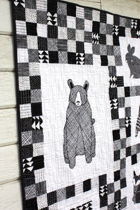 Best 25+ Black and white quilts ideas on Pinterest | Quilt ... : quilts quilts quilts - Adamdwight.com