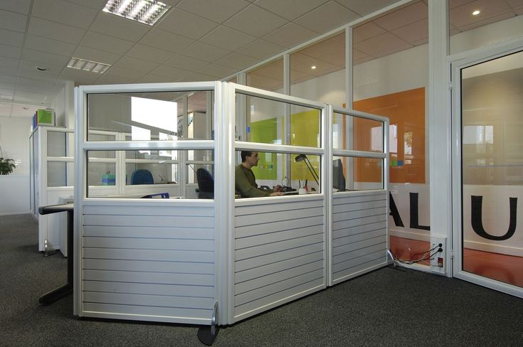 glass partitions open office space inspiration