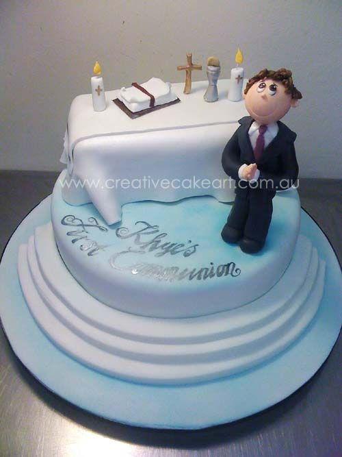 Cake Decorating New Westminster : 18 best images about Bizcochos de primers comunion on ...