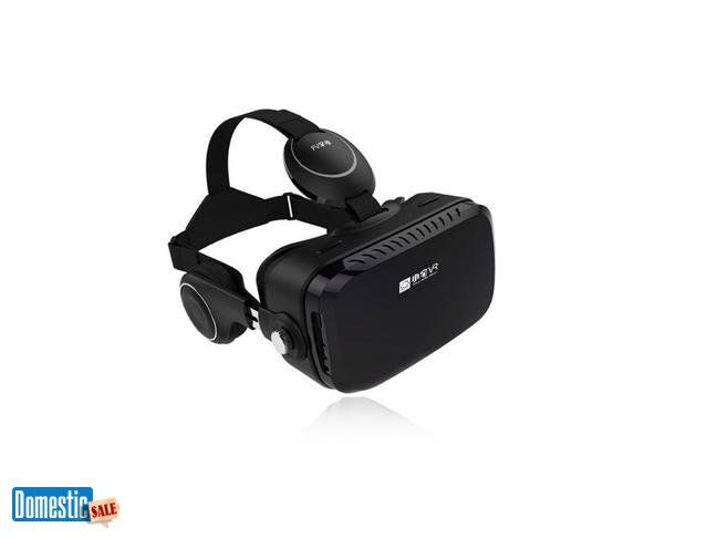 Xiaozhai VR X2 3D Headset with 9-axis Sensor Support Xiaozhai VR 5.5 inch all-in-one 3D headset 2K high-definition, luxurious enjoyment 120 degree wide view angle 16GB internal ...