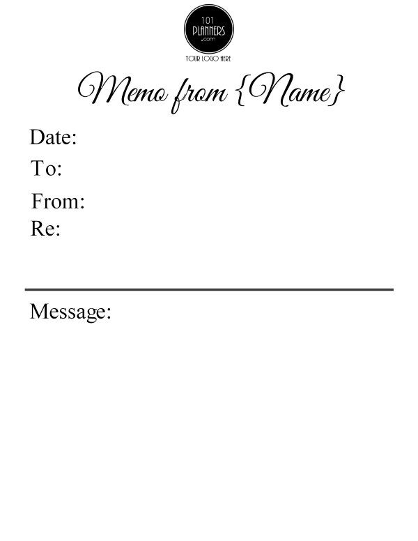 8 best Memo Template images on Pinterest Microsoft word - holiday memo template
