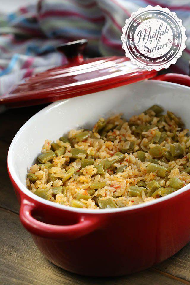 Taze Fasulye Diblesi | Mutfak Sırları