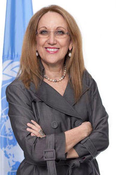 La exvicepresidenta Rebeca Grynspan ocupa desde hace dos años el cargo de secretaria general iberoamericana.