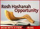 Rosh Hashanah Opportunity