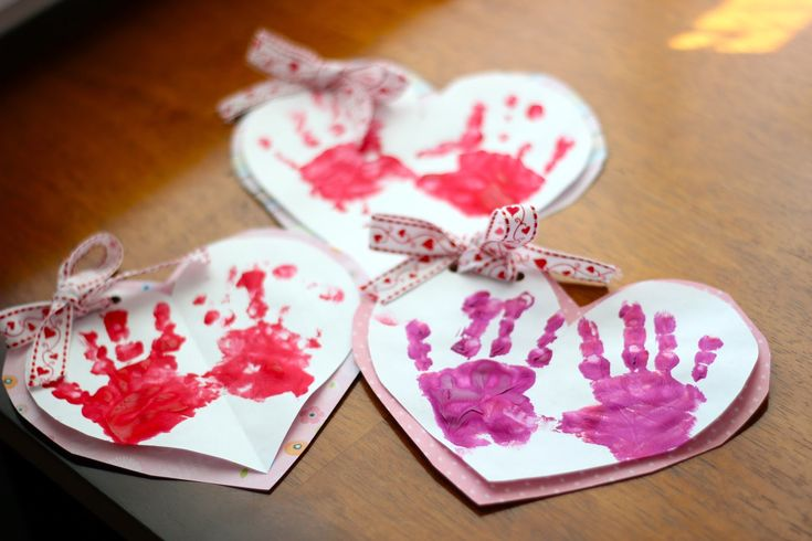 Toddler Valentine's Day Project. #valentine day crafts for kids
