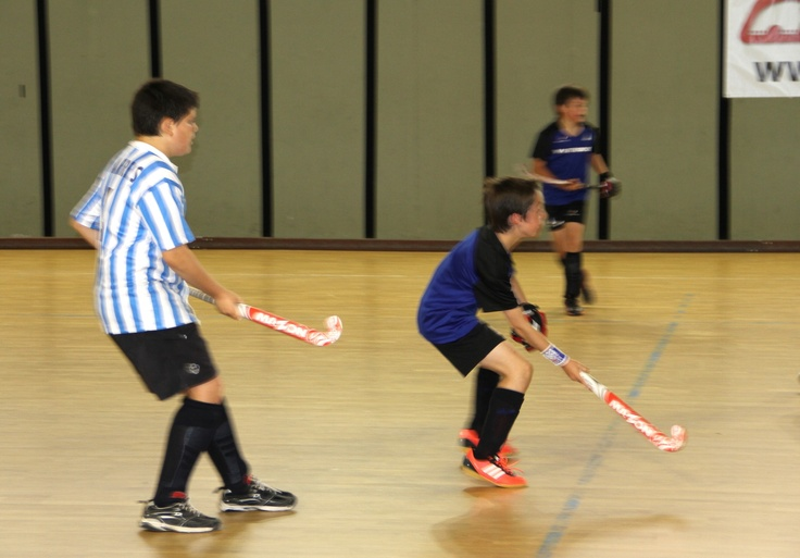 Campionat de Catalunya de Hockey Sala: Alevins Club Egara 2-0 Junior FC