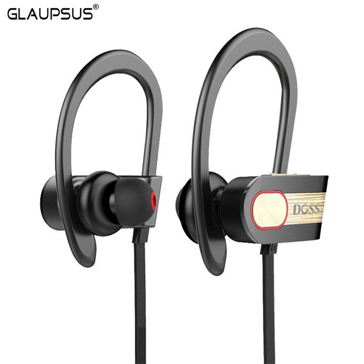 Find More Earphones & Headphones Information about Original Doss S05 Earphones Running Waterproof Ear Hook Sport Wireless Bluetooth Headphone HIFI Music Headset Mobile Stereo Bass,High Quality headphon,China headphone software Suppliers, Cheap headphone earphone from GLAUPSUS store on Aliexpress.com