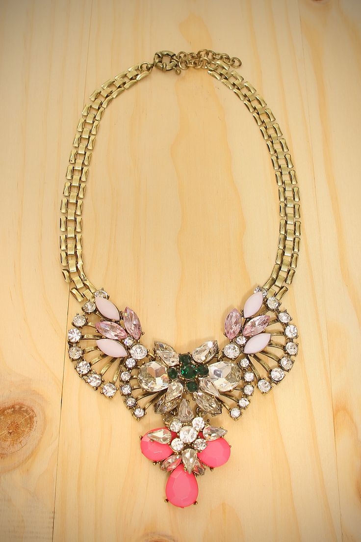 Cherry Blossoms necklace