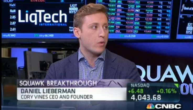 Our CEO and Founder, Daniel Lieberman, made an appearance on CNBC!     http://video.cnbc.com/gallery/?video=3000223736