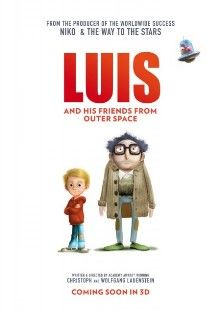 Luis and the Aliens izle 2018 Animasyon Full Türkçe Dublaj