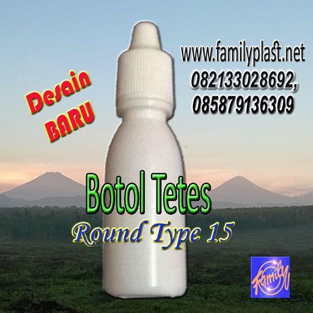 Botol Tetes Round type 15 ml Habis hingga tetes terakhir dengan desain round type mempermudah isi kemasan keluar dengan lancar tanpa hambatan warna dan bahan sesuai pesanan www.familyplast.net www.youtube.com/familyplast http://familyplastic.indonetwork.co.id MobiCare 085879136309, 082133028692 Whatsapp 081226809295 #familyplast, #familyplastic, #botol, #bottle, #tetes, #botoltetes, #mata, #obat, #obattetes, #hewan, #peternakan, #butung, #ayam, #unggas, #indonesia, #plastic, #trend…