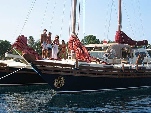 James Wharram Catamarans - Photo Album | James Wharram ...