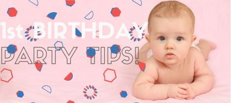 First Birthday Party Tips