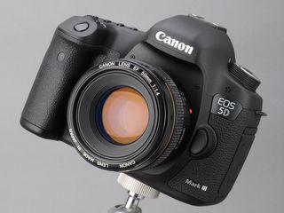 【新製品レビュー】キヤノンEOS 5D Mark III  ~完成度を高めた定番フルサイズモデル