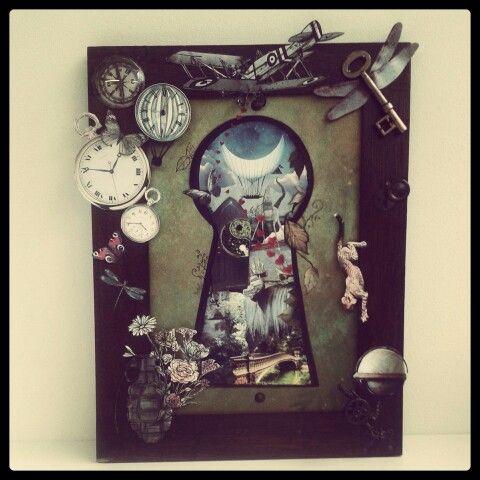 Surrealist Movement, WW1, Escape   Alex Gabrielle Designs Mood Board
