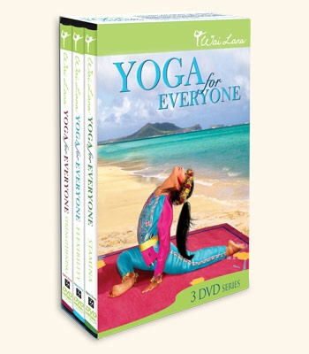 this series makes the healthgiving practice of yoga easy
