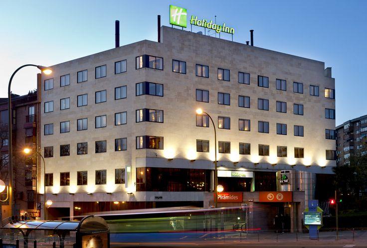 Fachada - Holiday Inn Madrid-Pirámides